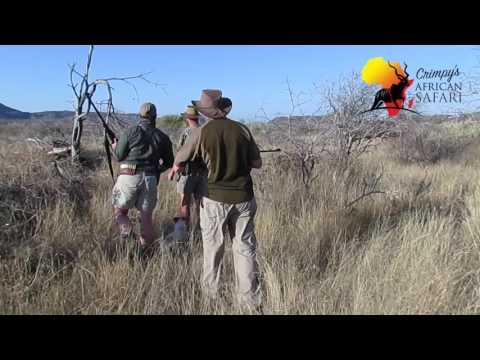 Gemsbook Hunt Crimpy's African Safari