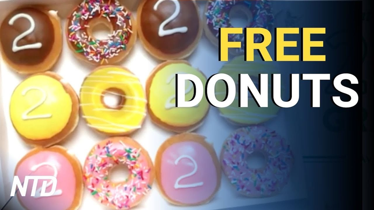 Krispy Kreme offering free 'graduate dozen' to those in caps and ...