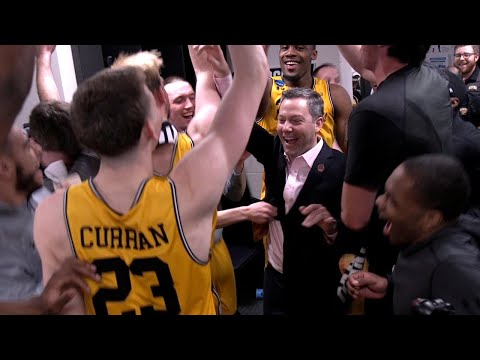 Take in all of the sights and sounds of UMBC's historic night