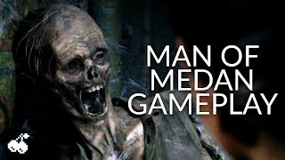 NEW HORROR game from UNTIL DAWN team: MAN OF MEDAN Gameplay