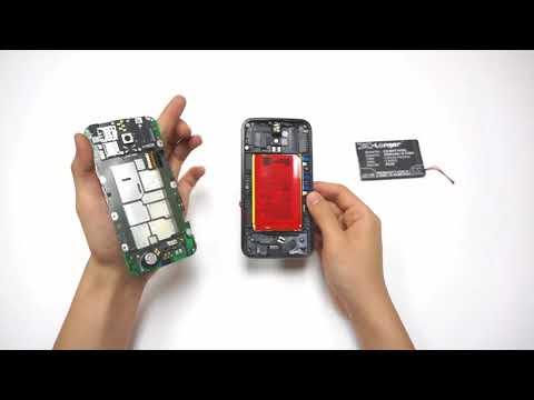MOTOROLA Moto G 3rd Gen Battery Replacement || How To Replace Cameron Sino Battery CS-MXT155SL