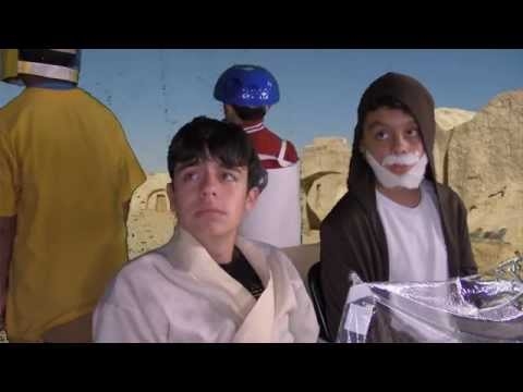 Star Wars Episode 4 Remake