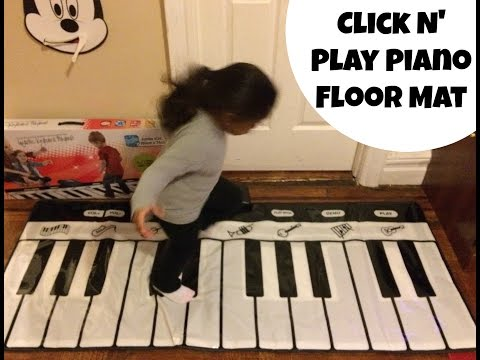 Click N Play Piano Floor Mat