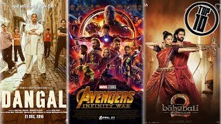 Top 10 Highest Grossing Foreign Movies in Nepal(2018) | Bollywood and Hollywood Films