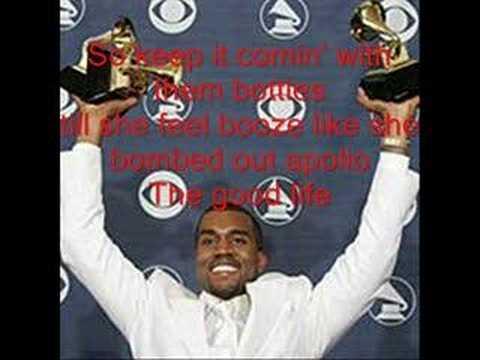 Kanye West Good Life-Karaoke