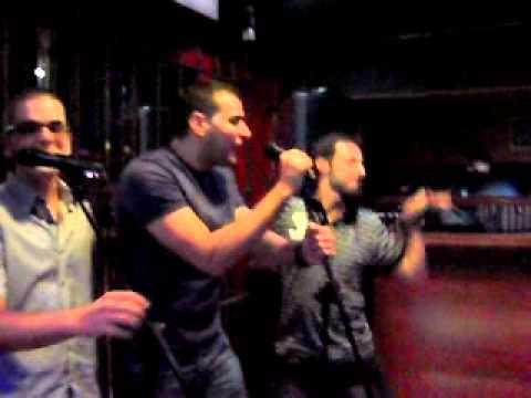 Getsemaní karaoke por CNA