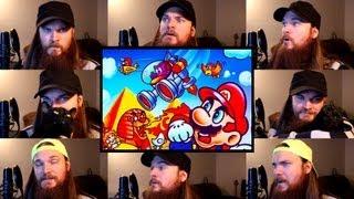 Repeat youtube video Super Mario Land - Muda Kingdom Acapella
