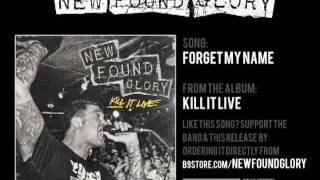 Forget My Name is a live track off the upcoming album 'Kill It Live...