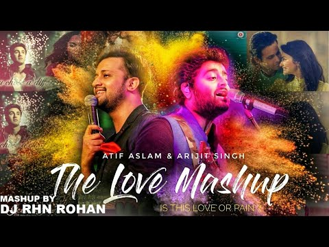 FEEL THE LOVE  (MASHUP) DJ RHN ROHAN