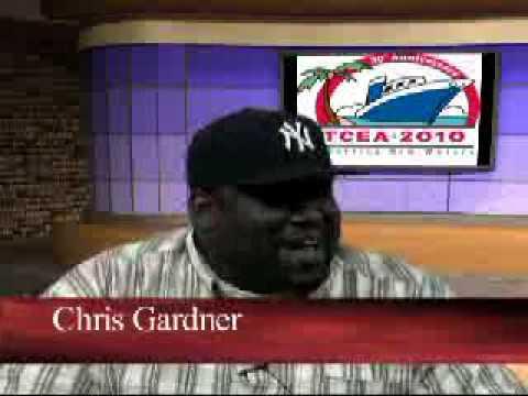Christopher Gardner Jr. interview at TCEA2010