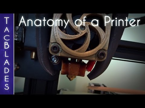 Anatomy of a Printer