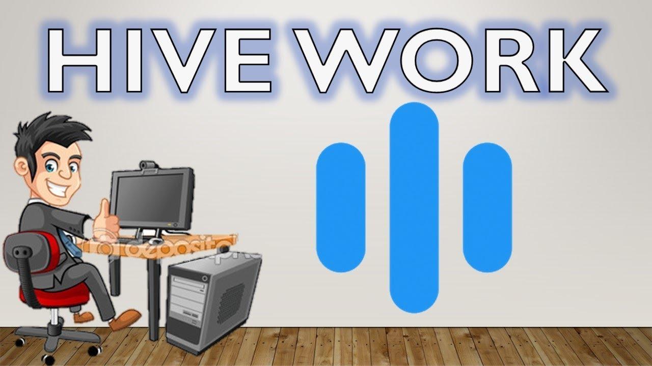 Hive Work: minitrabajos a la orden del día. Actualizado 2020 - YouTube