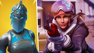 Fortnite-NEW LEGENDARY SKINS ICE SHOP V-BUCKS coming SOON!! CHRISTMAS SPECIAL EVENT!! Squads