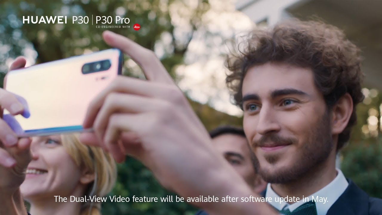 Huawei P30 Pro is getting Dual Video and AR Measure in