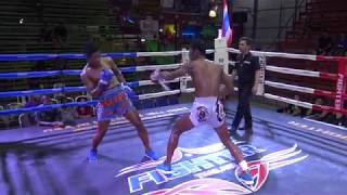 Boxing: Ploidaeng TigerMuayThai vs Mom KingkaMuayThai