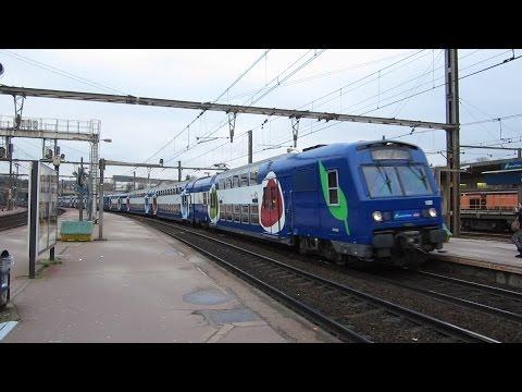 [Paris] Croisement Z8800 - Versailles Chantiers (Ligne U Transilien)
