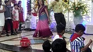Mannu shaadi dance