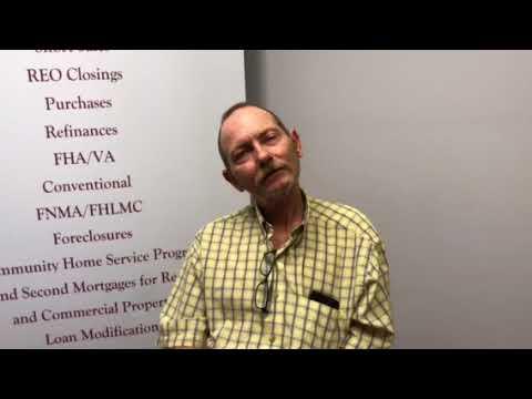 Hialeah Closing- Mr. Robert testimonial
