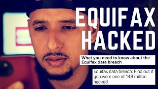 EQUIFAX BREACH & HURRICANE IRMA