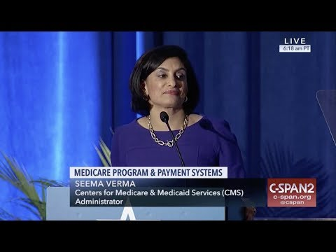 Seema Verma - AHIP Conference - October 16, 2018 - YouTube