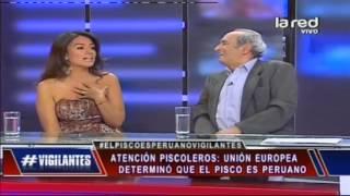 Unión Europea determina que el pisco es peruano