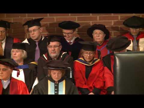Heythrop College University of London, Graduation Ceremony 2017