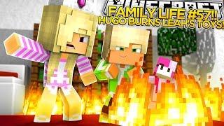 FAMILY LIFE #57 - BABY HUGO BURNS LEAH