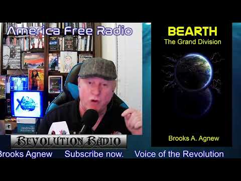 Martial Law: A dose of reality.  America Free Radio with Brooks Agnew 2 Dec, 2020