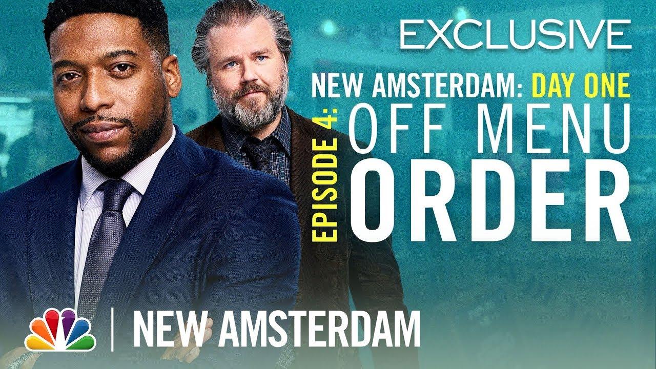 Download New Amsterdam Day One: Ep. 4 - Off Menu Order (Digital Series)