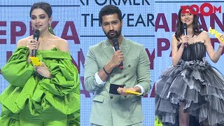 Grazia Millennial Awards 2019 | Deepika Padukone, Vicky Kaushal, Ananya Panday and others