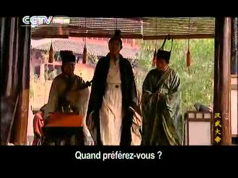 CCTVF - Chine - Le Grand Empereur Wu des Han - 汉大武帝 - Episode 39