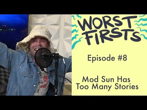 What Happened When Mod Sun Was Stranded in Joshua Tree | Worst Firsts