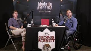 Join us in welcoming this week's made america podcast guest, kristen gunther, account executive and 5th generation at george schmitt & company!kristen and...