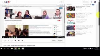 Video laadimine YouTube ja SEO(, 2015-11-17T19:59:35.000Z)
