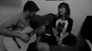 She can't sing, he can't play - May 16 (Lagwagon acoustic cover)