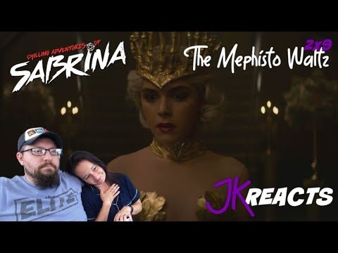 Download Chilling Adventures of Sabrina REACTION Season 2 FINALE: The Mephisto Waltz