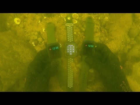 I Found 3 Apple Watches Underwater While Scuba Diving! (Help Find the Owners)