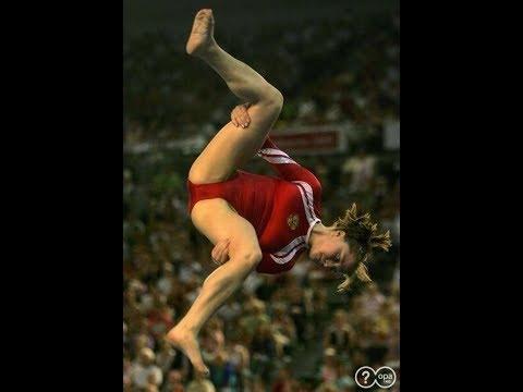 Девочки гимнастки! Неудачи,курьёзы,падения.Ржач
