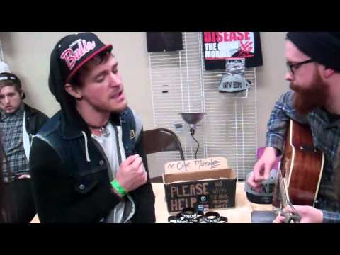 The Color Morale - Smoke And Mirrors acoustic