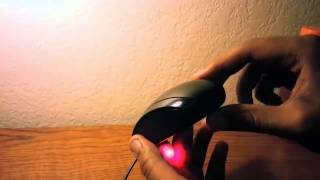 HP USB 3 Button Optical Mouse - Review [HD]