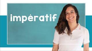 French Lesson (29) - Impératif - A1