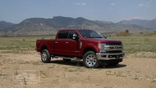 2017 Ford Super Duty Interview
