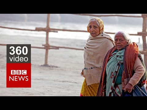In 360 Kumbh Mela: Finding your soulmate in the world's biggest crowd - BBC News