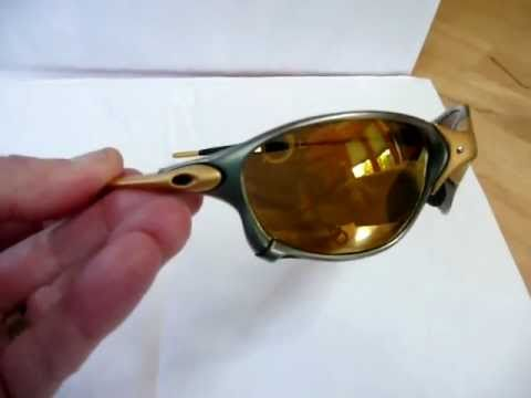 ed8975a48e Oakley X Metal XX 24K - YouTube