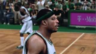 NBA 2K13 - Paul Pierce | Old Man Game