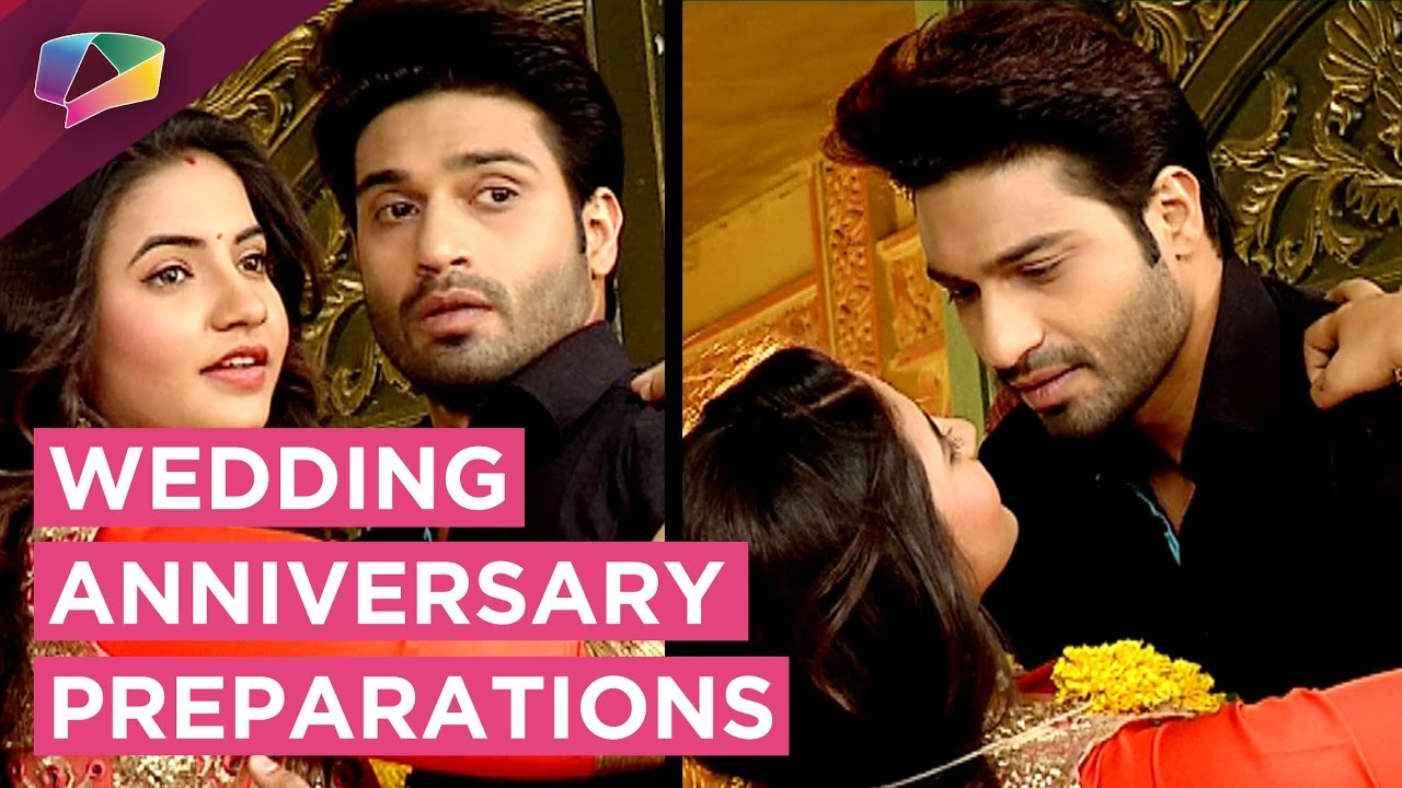 Sooraj plans surprise for chakor first wedding anniversary