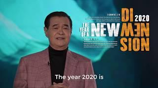63 Pastor's Message Pdt DR Ir Niko Njotorahardjo February 2020 (English)