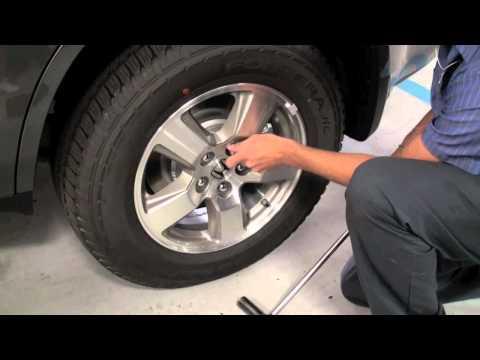 Honda Pilot Wheel Locks Installation (Honda Answers #44)