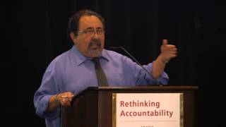 Rethinking Accountability: Rep. Raúl Grijalva