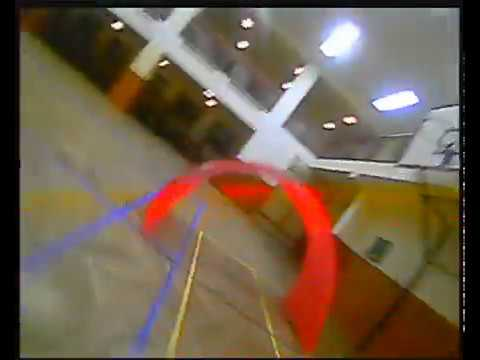 quadcopter gymhall training